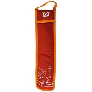 TGI Recorder Bag - Red