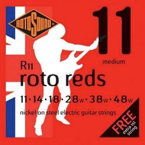 Rotosound R11 Roto Reds Set (.011-.048)