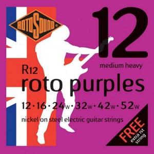 Rotosound R12 Roto Purples Set (.012-.052)