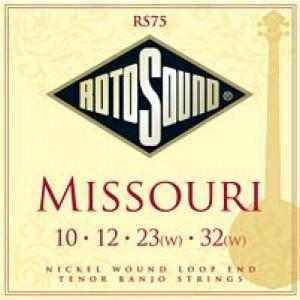 Rotosound RS75 Missouri Tenor Banjo Set