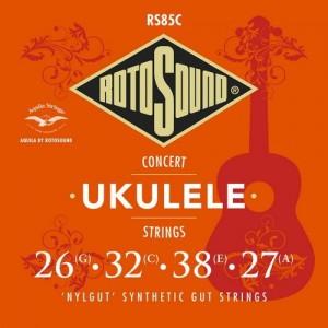 Rotosound Concert Ukulele Set (Made By Aquila)
