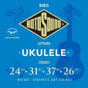 Rotosound Soprano Ukulele Set (Made By Aquila)