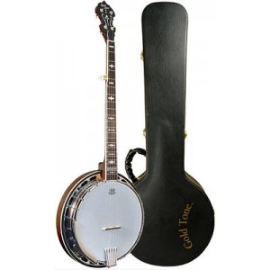Gold Tone OB-150 Orange Blossom resonator banjo (with hardcase)