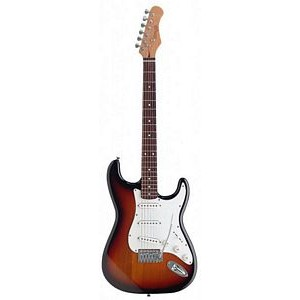 Stagg S250 Electric Guitar - Sunburst