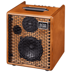 Acus One For Strings 5T Wood 75W Acoustic Amplifier Combo