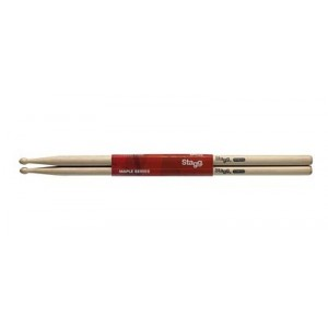 Stagg Wood Tip Drumsticks - 5A