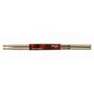 Stagg Wooden Tip Drumsticks - 7A