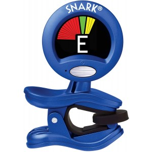 Snark Blue Clip-On Chromatic Tuner/Metronome