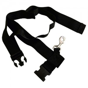Klondyke 3604 Black Poly Shoulder Drum Sling (2 Hooks)