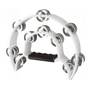 Stagg TAB1WH Tambourine