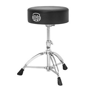 Mapex T570A Double Braced, Round, Slotted Base Drum Throne