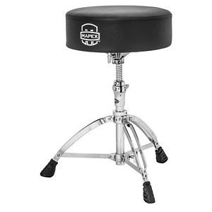 Mapex T750A Double Braced Round, Threaded Base Drum Throne