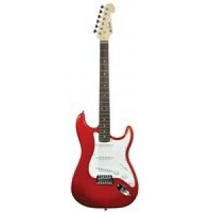 Chord CAL63-MRD Electric Guitar - Metalic Red