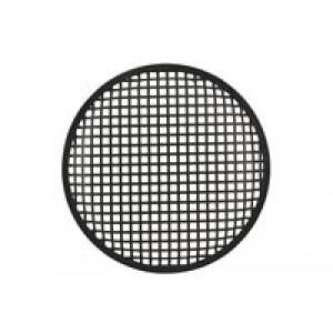 "QTX Metal speaker grille, 25 cm (10"")"