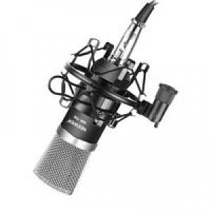Neewer Condenser Microphone with Shock Mount and Cable