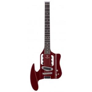 Traveler Guitar - Speedster Hot Rod (Wine Red)