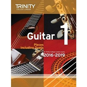 Trinity Guitar Pieces Grade 1