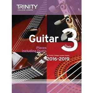 Trinity Guitar Pieces Grade 3