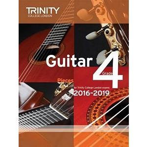 Trinity Guitar Pieces Grade 4