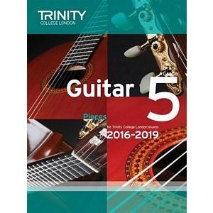Trinity Guitar Pieces Grade 5