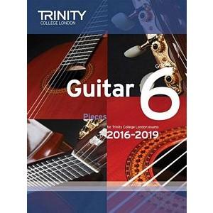 Trinity Guitar Pieces Grade 6