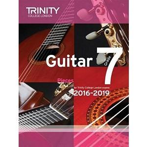 Trinity Guitar Pieces Grade 7