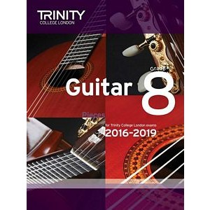 Trinity Guitar Pieces Grade 8