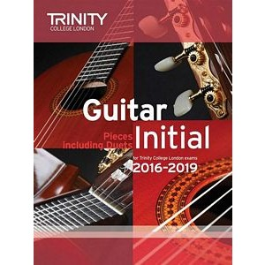 Trinity Guitar Initial