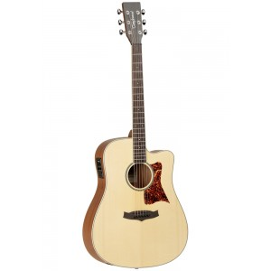 Tanglewood TSP 15CE Cutaway Electro Acoustic Dreadnought