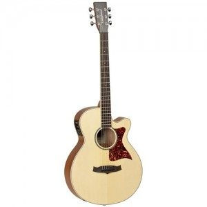 Tanglewood TSP45 Electro Acoustic Guitar with Cutaway