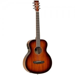 Tanglewood TW Mini E Koa Winterleaf Exotic Mini Folk Electro Acoustic