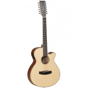 Tanglewood TW12 CE 12-String Cutaway Acoustic