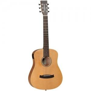 Tanglewood TW2-TSE Electro-Acoustic Travel Guitar