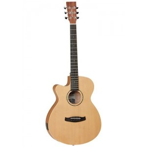 Tanglewood TWR2 SFCE LH Roadster Left handed Superfolk Cutaway Electro Acoustic