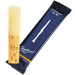 Vandoren Bb Clarinet Reed - 3 (Pack of 3)