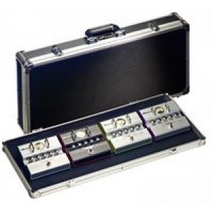 Stagg UPC-688 Case for Guitar Effect Pedals